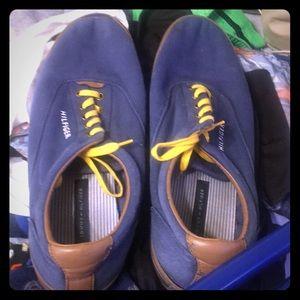 Unisex Tommy Hilfigur shoes